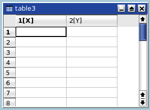 blank table of contents template